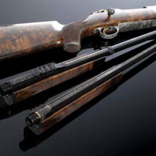 Воронение оружия дома