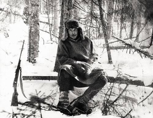 Сибирский охотник