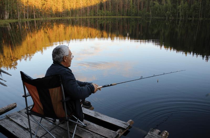 Самые популярный места для рыбалки в России