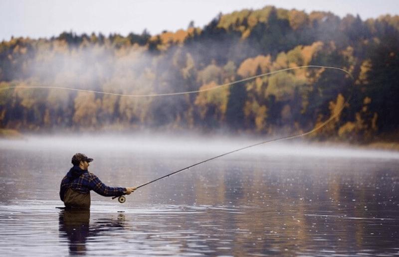 Регионы для рыбалки в РФ