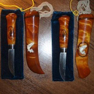 Идеальный нож для рыболова