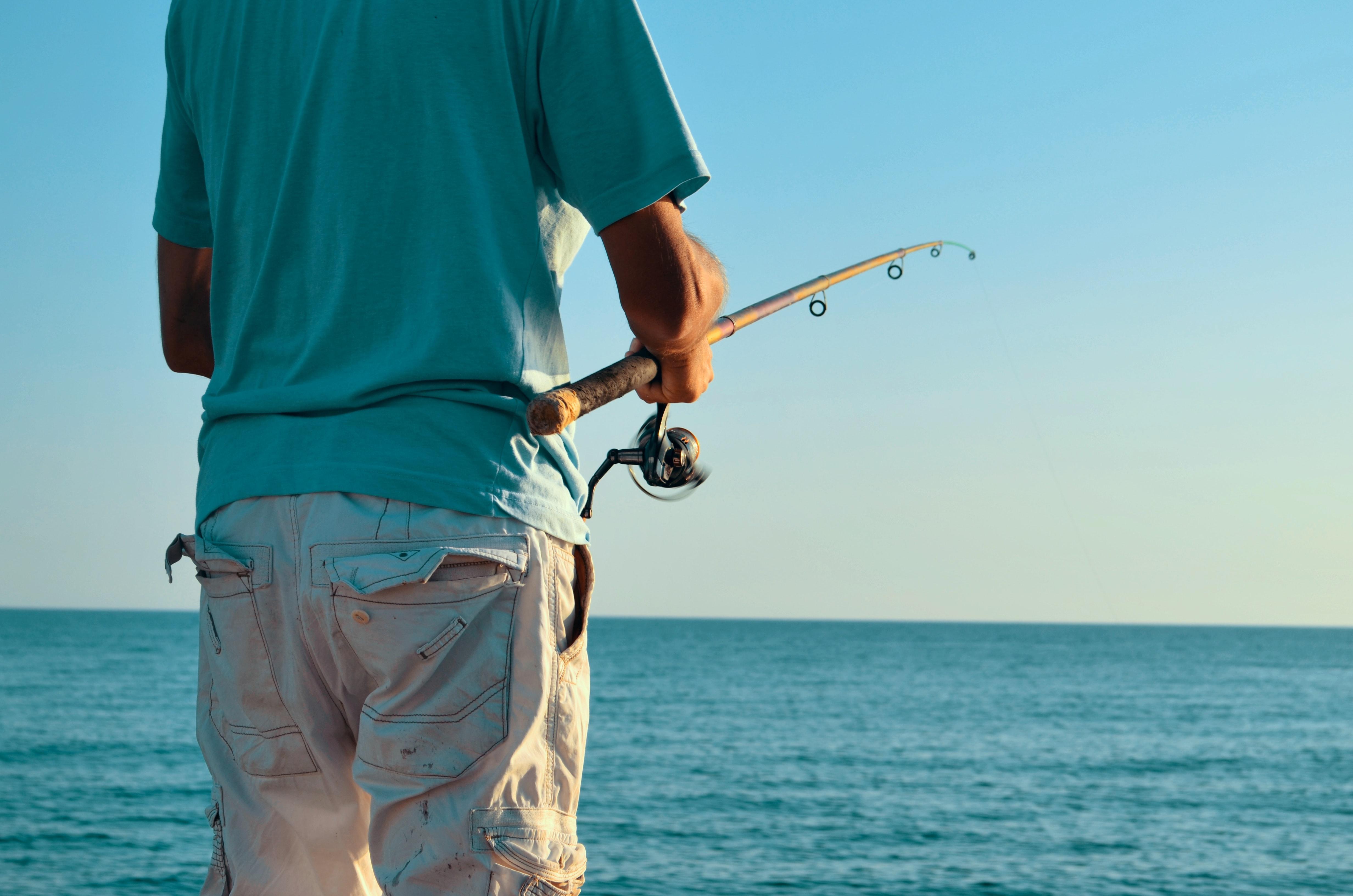 Места для рыбалки в республике Чувашия