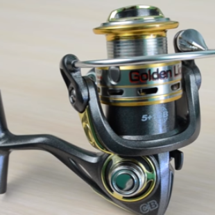 Обзор катушки BratFishing GOLDEN LION 2000 FD 5+1 BB