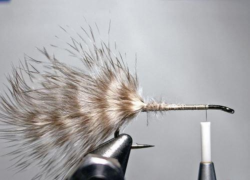 Вяжем мушку стример в домашних условиях