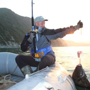 Диалоги о рыбалке №102. Палтус. Камчатка