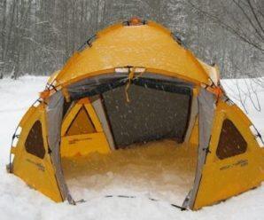 Зимние палатки для рыбалки