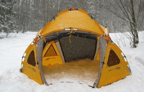 Палатки типа зонт