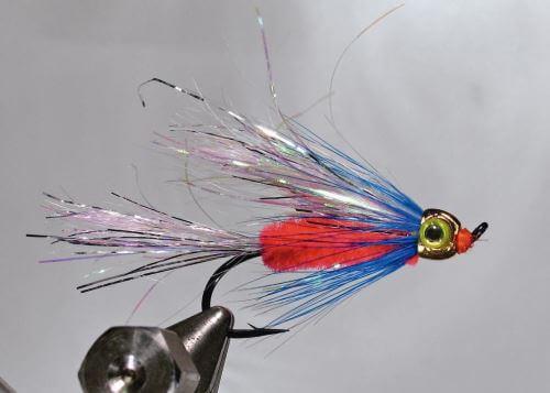 Rainbow Flashabou Strimer