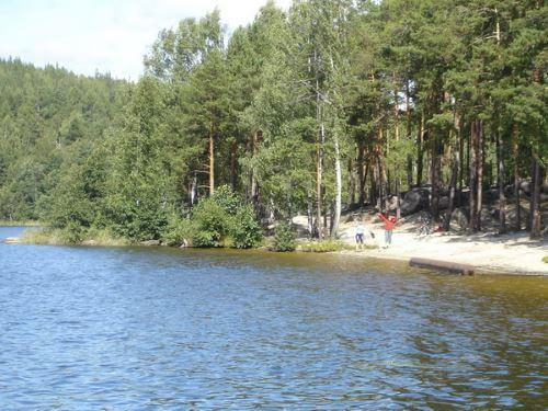Бесплатные места для рыбалки в Екатеринбурге