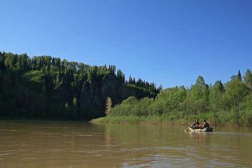Места для бесплатной рыбалки в Кемерово