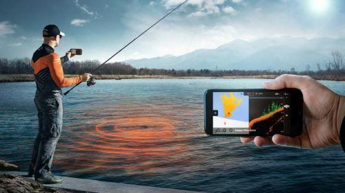 Эхолотыдля рыбалкис берега