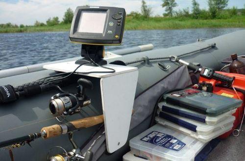 Эхолотыдля рыбалкис лодки