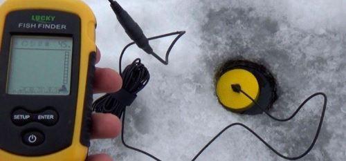 Эхолотыдля зимней рыбалки