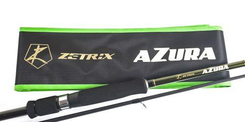 Обзор спиннинга Zetrix Azura 802H