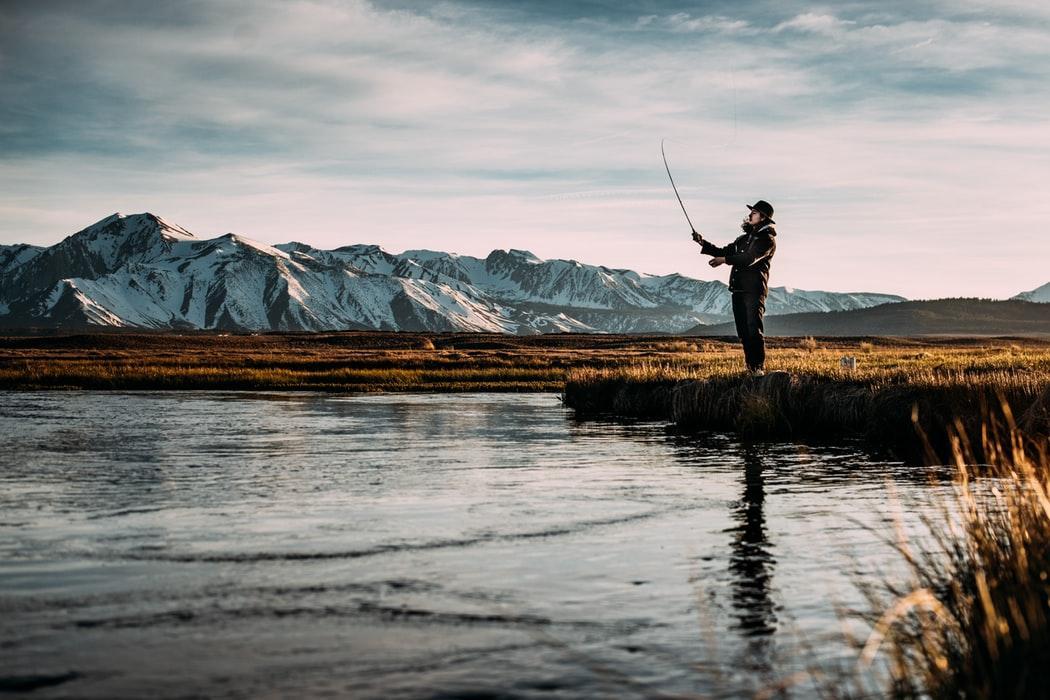 Места для рыбалки в Адыгее
