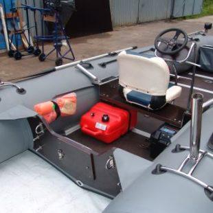 Полезное для резиновых лодок