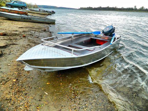 Преимущества и особенности алюминиевых лодок