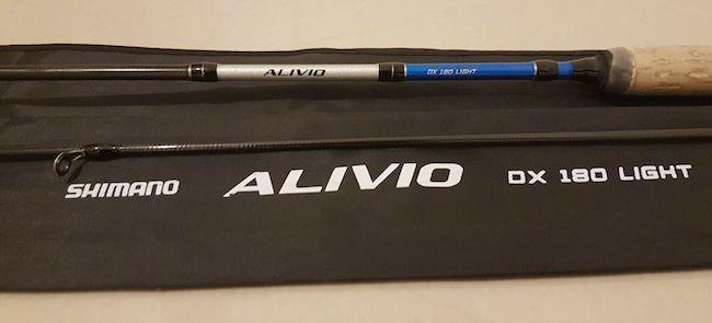 Характеристики Shimano Alivio