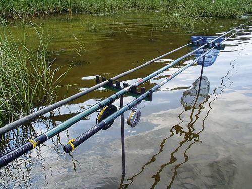 Удочка для ловли на течении