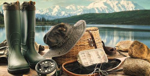 Что взять с собой на рыбалку