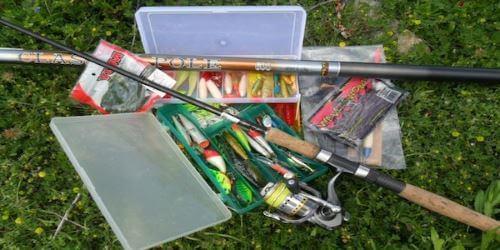 Подготовка к летней рыбалке