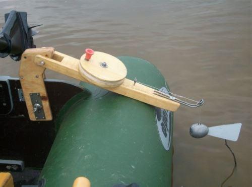 одноместная лодка для ловли на спиннинг