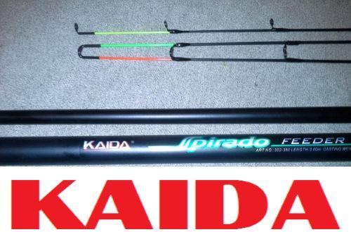 Модели удилищ Kaida