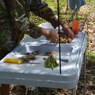 Видео о кухне рыболова
