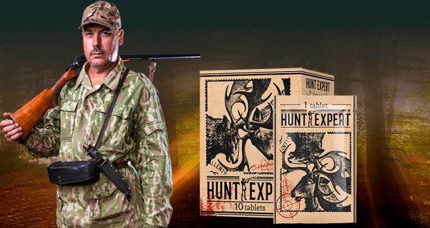 Hunt Expert в действии