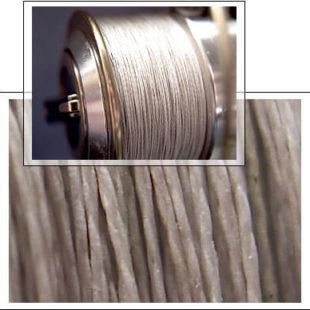 Видео о плетеных лесках