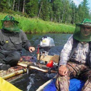 Как спастись от комаров на рыбалке