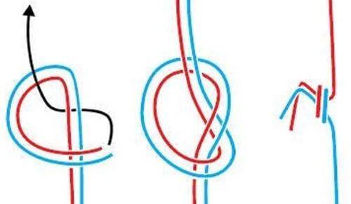 Как привязать поводок к удочке или фидеру