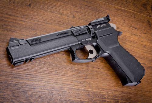 Как выбрать пневматический пистолет?
