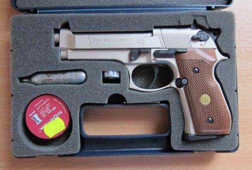 Какой лучше выбрать пневматический пистолет для самообороны?