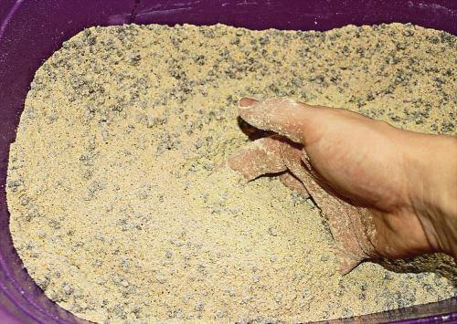 Комбинация бойлов и гранул