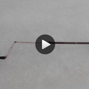 Видео об изготовлении самодельного ледобура