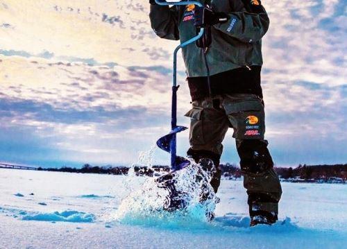 Ледобуры для зимней рыбалки: советы по выбору