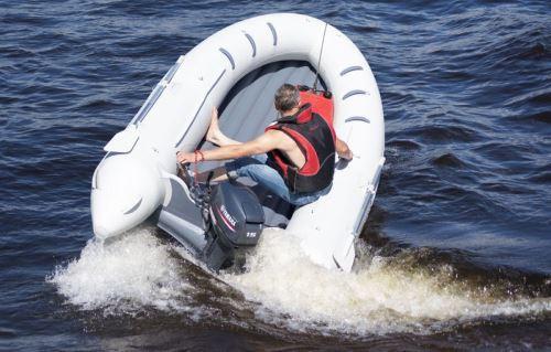 лодки пвх с надувным дном