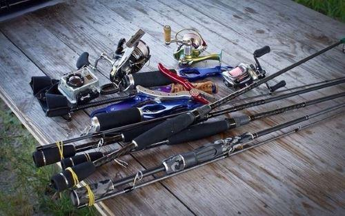 Снасти для ловли голавля на спиннинг