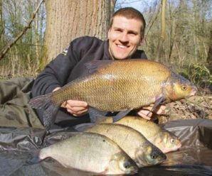Рыбалка на леща в августе