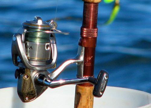 Джиговые катушки для ловли судака
