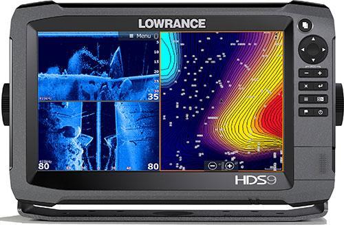 Lowrance HDS-7 Gen 3 50/ 200