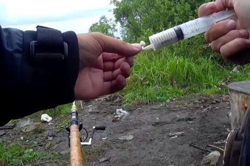 Манка для разной рыбы