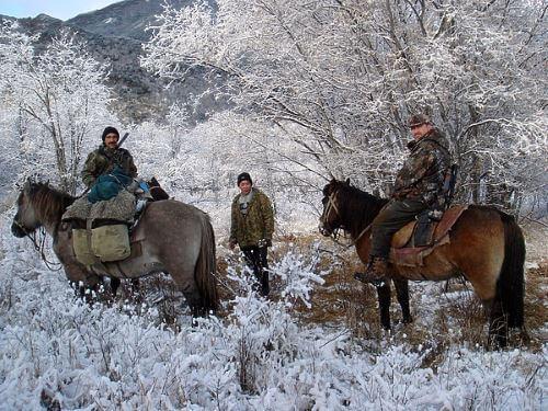Охота на медведя в Камчатке часть вторая