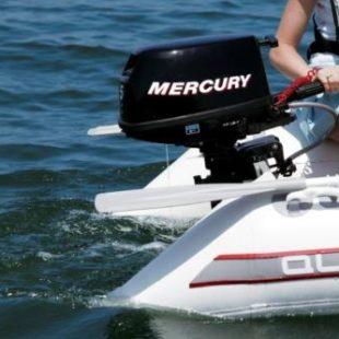 Обзор мотора Меркури 9.9