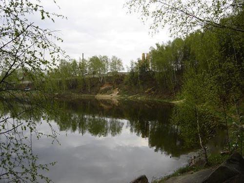 Бесплатные места для рыбалки в Люберцах