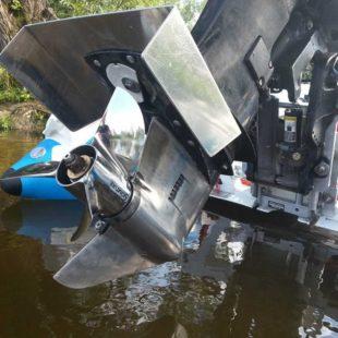 Ремонтируем мотор на лодке