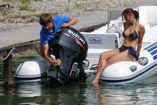 Моторы для лодки ПВХ