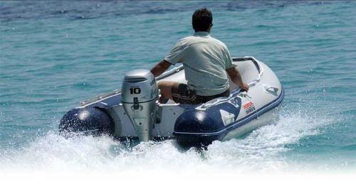 Какие бывают моторы для лодок?