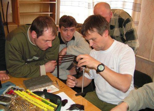 Ремонт экипировки для нахлыстовой рыбалки